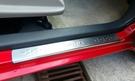 【車王汽車精品百貨】豐田 Toyota YARIS 小鴨 迎賓踏板 防刮板 門檻條 保護板