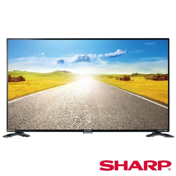 福利品★賠錢出清【SHARP 夏普】 智能連網顯示器 (含視訊盒)