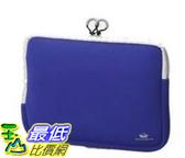 [107東京直購] ELECOM BM-IB 10.2吋 筆電包 內袋 藍色