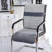加厚辦公室電腦椅坐靠墊一體式 YY2830『優童屋』TW