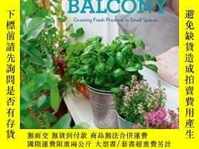 二手書博民逛書店The罕見Edible BalconyY256260 Alex Mitchell Rodale Books