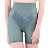 思薇爾-挺美力系列64-82輕機能超高腰短筒束褲(倫敦灰)
