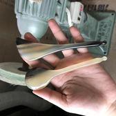 白牛角撥筋棒眼部美容院 刮痧面部通用經絡美容棒按摩刮痧片板搭 至簡元素