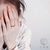 三個裝簡約女指環閨蜜女戒指開口韓版學生【小酒窝服饰】