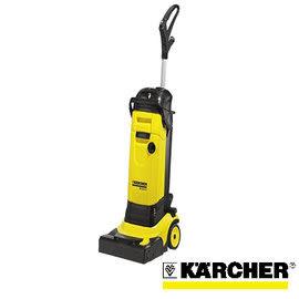 德國凱馳 KARCHER 直立式滾刷型洗地機 BR30/4 ★吸、刷、吸一次完成!