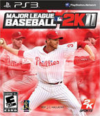 PS3 Major League Baseball 2K11 美國職棒大聯盟 2K11(美版代購)