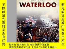 二手書博民逛書店Waterloo:罕見Great Battles SeriesY