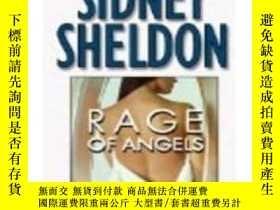 二手書博民逛書店Rage罕見Of AngelsY256260 Sidney Sheldon Grand Central Pub