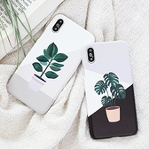 韓國 小盆栽 硬殼 手機殼│iPhone 6 6S 7 8 Plus X XS MAX XR 11 Pro LG G7 G8 V40 V50│z8526