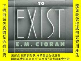 二手書博民逛書店The罕見Temptation To ExistY255562 Cioran, E. M. Arcade Pu