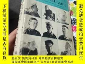 二手書博民逛書店Report罕見from a Chinese Village58