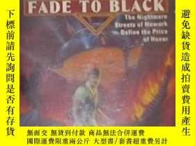 二手書博民逛書店英文原版罕見Fade to Black by Nyx Smith