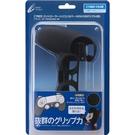 PS4日本CYBER日本原裝 新版 HIGH GRIP 2 DS4手把控制器防塵果凍套防滑矽膠套保護套黑色款【玩樂小熊】