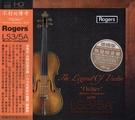 停看聽音響唱片】【CD】不朽的傳奇Rog...