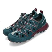Merrell 戶外鞋 Choprock Shandal 涼鞋 藍綠 紫 水陸鞋 女鞋 【ACS】 ML85940