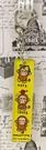 【震撼精品百貨】OSARUNOMONKICHI_淘氣猴~壓克力壓匙圈#91082