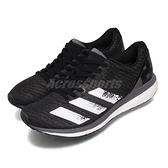 adidas 慢跑鞋 Adizero Boston 8 W 黑 白 女鞋 運動鞋 【ACS】 EG1168