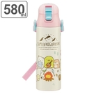角落生物 冷水壺 冷水瓶 保冷 直飲 背帶 580ml 角落小夥伴 日本正版 該該貝比日本精品