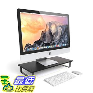 [8美國直購] 顯示器支架 Satechi Classic Monitor Stand Compatible with 27-inch iMac, Desktops Laptops