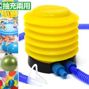 抽充兩用腳踩打氣筒.打氣桶充氣筒充氣桶.手動幫浦打氣機PUMP.適用瑜珈球抗力球.游泳池泳圈