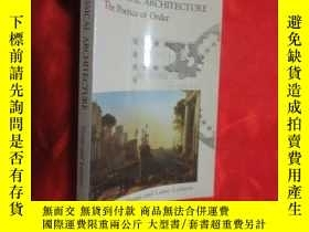 二手書博民逛書店Classical罕見Architecture: The Poetics of Order (小16開 ) 【詳見