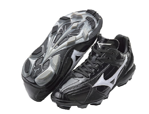 [陽光樂活]MIZUNO美津濃 棒壘球鞋FRANCHISEFEDITION膠釘- 11GP144110