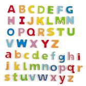 德國Hape愛傑卡-ABC磁鐵字母