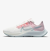 NIKE系列-AIR ZOOM PEGASUS 38 女款白粉拼接運動慢跑鞋-NO.CW7358103