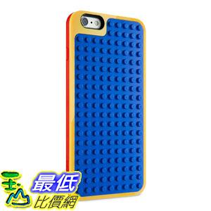 [104美國直購] Belkin F8W538btC00 Lego Builder iPhone 6 / 6s Case -Yellow  手機殼 保護殼_T01