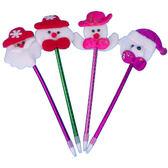 【11月萊這199免運】聖誕派對禮品-聖誕可愛造型圓珠筆 聖誕禮物 大人小孩都喜歡