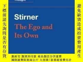 二手書博民逛書店罕見StirnerY255562 Max Stirner Cambridge University Press