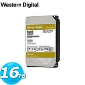 WD 威騰 WD161KRYZ 金標 16TB 3.5吋企業級硬碟