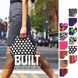 【A Shop】BUILT NY Gourmet Getaway Lunch Tote 悠遊包/購物包-LB31系列