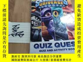 二手書博民逛書店skyladders罕見universe quiz questY15335 見圖 見圖