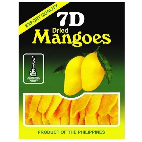 7D菲律賓芒果乾200g【愛買】