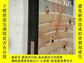 二手書博民逛書店THE罕見BEST SHOPS JEWELLER S SHOPS(最好的商店珠寶店)兩本一套盒裝Y212829