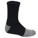 【SNOW TRAVEL】高級美麗諾羊毛襪登山防寒襪 – 黑 M號 ( 21-23cm )