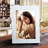 相框 擺台掛墻 照片墻擺件木質相框 客廳照片組合掛墻擺件MZ igo