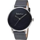 Timberland 天柏嵐 經典皮革紋面盤時尚錶(TBL.16076JSS/02)44mm