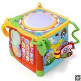 谷雨兒童早教益智音樂拍拍鼓0-1-3歲寶寶手拍鼓嬰兒玩具6-12個月JD 小天使