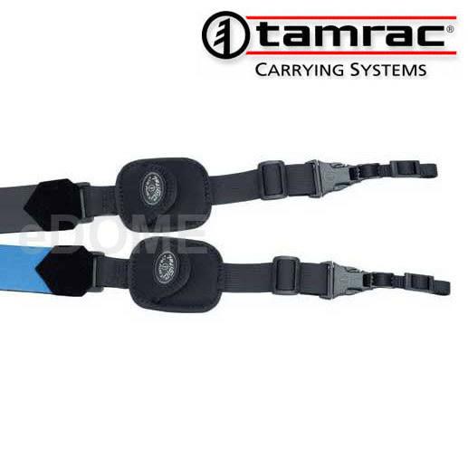 TAMRAC 達拉克 N-5055 減重相機背帶 (單條) 附記憶卡收納袋 (24期0利率 免運 國祥公司貨) 相機肩帶