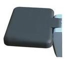 【麗室衛浴】 蒸氣、淋浴專用摺疊淋浴椅KS1166 可承受150公斤 G-059