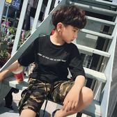 男童t恤短袖2018韓版黑色童潮流男孩兒童新款白色夏裝全館超增點限時大放送!