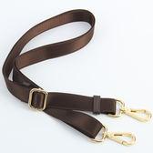 包肩帶-2.5厘米咖啡色棕色包帶 男女包帶子 肩帶側背包帶長背帶配件【全館免運好康八五折】