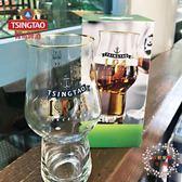 青島啤酒博物館IPA專用啤酒杯個性創意杯玻璃杯