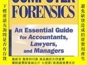 二手書博民逛書店Computer罕見Forensics: An Essential Guide for Accountants,
