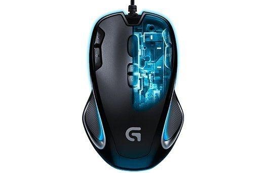 全新 羅技 Logitech G300S 玩家級專業電競光學滑鼠