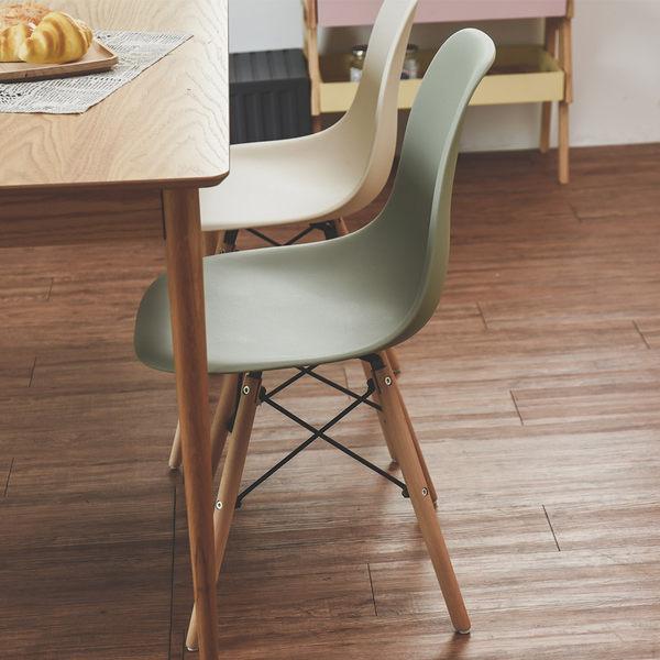 餐椅 復刻 dsw 楓木椅 電腦椅 休閒椅 北歐 櫸木【K0017】北歐原創復刻餐椅(6色) 收納專科
