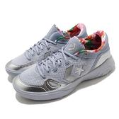 Converse 籃球鞋 G4 銀 藍 男鞋 低筒 明星款 球鞋 運動鞋 【ACS】 170298C