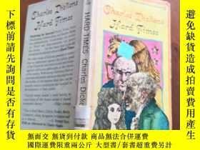二手書博民逛書店Hard罕見Times(狄更斯《艱難時世》英文原版 1961年版